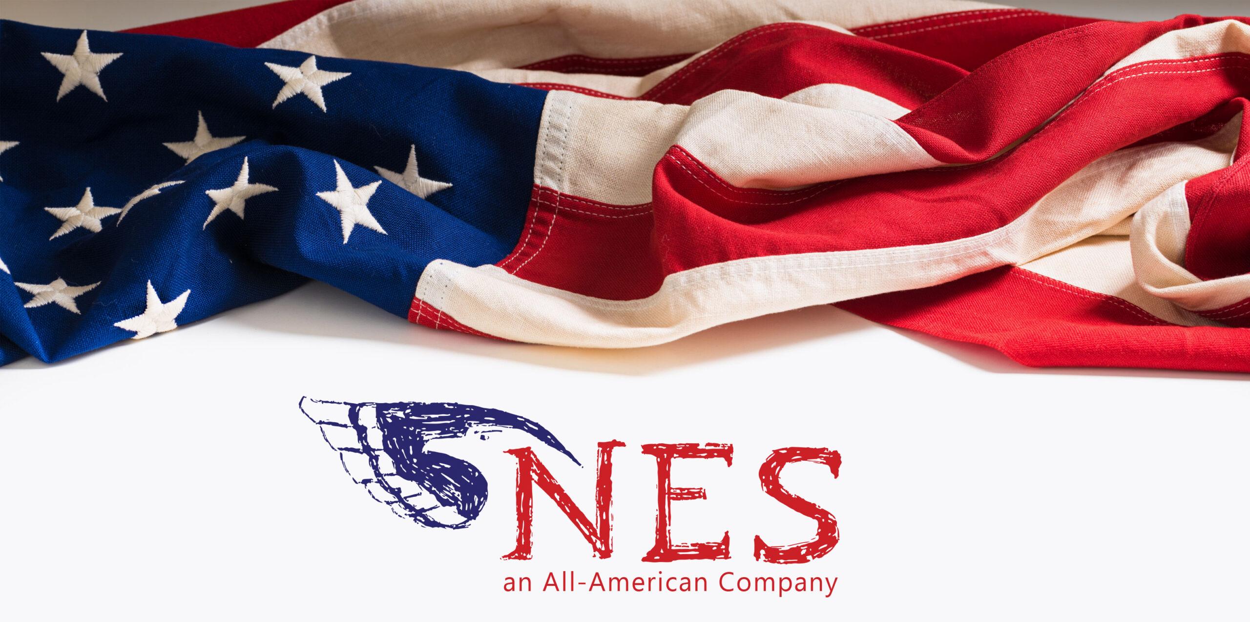 american-company flag logo